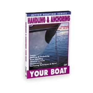 Bennett DVD Handling and Anchoring Your Boat: Movies & TV