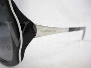 MONT BLANC MB 284 Sunglasses Black white Grad MB314 05B