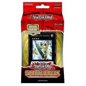 Yu Gi Oh Cards Zexal   Structure Deck   DAWN OF THE XYZ : Toys & Games
