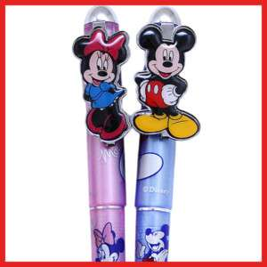 Disney Mickey & Minnie Mouse Ball Point Pen Black Ink