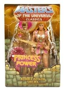 Masters of the Universe MOTU Classics BUBBLE Power SHE RA ( 2.0