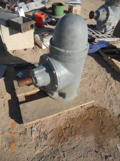 Right Angle Johnson Gear Head 4Line Shaft Turbine Pump