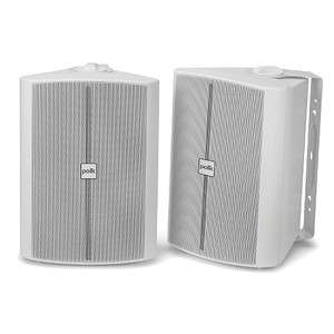 Polk Audio Patio25 Outdoor Loudspeakers Non Rusting Stainless Durable