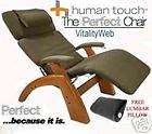 NEW The Perfect Chair MAPLE Electric Power Recline 95 B