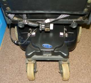 Pronto M51 Sure Step Black Electric Wheelchair