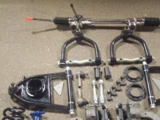 Hot Rat Street Rod Mustang II Front Suspension Drop Kit