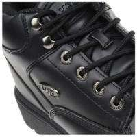 LUGZ ZONE HI SR MENS WORK BOOT BLACK LEATHER NWB NEW SYTLE