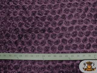 Small UBE Rosee Fabric / 58 60 Wide / Sold by he yard |