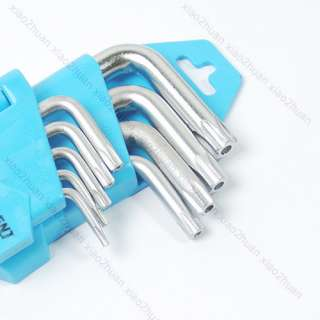 Pcs Professional Tool Tamper Star Torx Wrench Kit Set