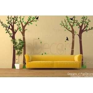 Vinyl sticker wall decal mural playroom nursery Home & Kitchen
