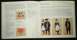 BOOK Czech Folk Costume Moravia ethnic clothing KROJ regional peasant