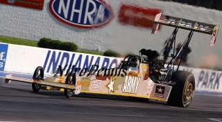NHRA TONY SCHUMACHER 116 CAMO Top Fuel Dragster SIGNED