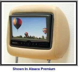 2006 2008 Land Rover LR2 & Range Rover Sport Dual DVD Headrest Monitor