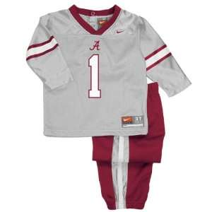 Nike Alabama Crimson Tide Toddler Jersey Jogging Pants Set