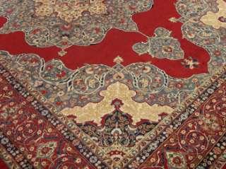 Handmade High Quality New Persian Isfahan Kirk Wool Large Rug