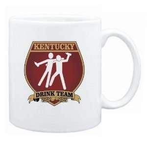 Kentucky Drink Team Sign   Drunks Shield  Mug State