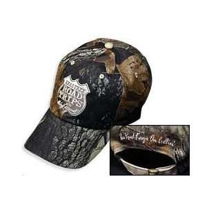 Realtree Hardwoods Camo Lo Pro Road Trips Cap: Sports