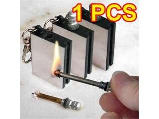 match box cigar cigarette lighter torch key ring