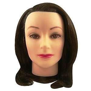 Rose 14 Hair Classic Mannequin Head (4114A)