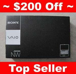 Brand New SONY VAIO 15 Duo Core Laptop Webcam HDMI