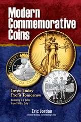 MODERN COMMEMORATIVE COINS PRICE GUIDE BOOK  kp z