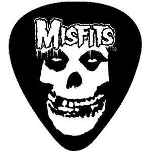 THE MISFITS FIEND SKULL BAND LOGO 12 PACK GUITAR PICK