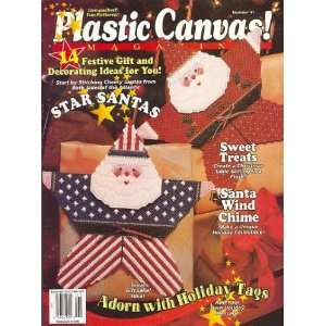 Plastic Canvas Magazine (Adorn with Holiday Tags): Janet