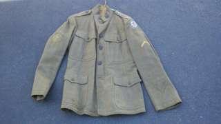 World War 1 Uniform Medical