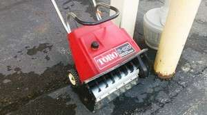 USED Toro Snow Blower 38162, Single Stage, 2.5HP, 20 Width