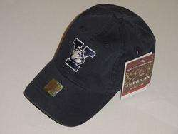 AMERICAN NEEDLE YALE BULLDOGS COLLEGIATE NAVY CAP HAT