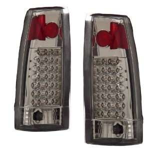 1998 Chevy Full Size Truck KS LED G2 Chrome Tail Lights Automotive