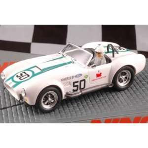 1/32 Ninco Analog Slot Cars   Ninco Sport   AC Cobra BP