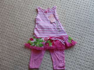 NWT Hype two piece outfit 2T