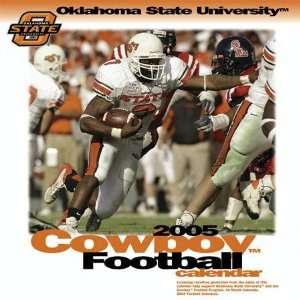 Oklahoma State Cowboys 2005 Wall Calendar: Sports