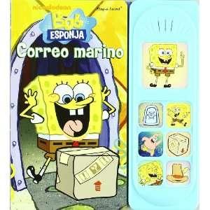 Libro de Sonido Bob Esponja Correo Marino (9781412780735