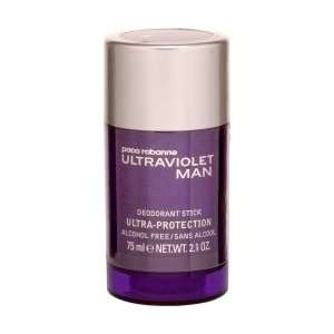 ULTRAVIOLET by Paco Rabanne DEODORANT STICK 2.1 OZ Beauty