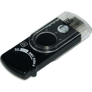 USB Media Card Reader Electronics