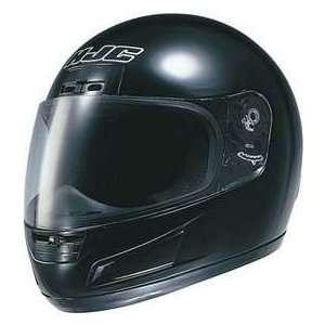HJC CS 12 CS12 SNOW BLACK SIZEMED MOTORCYCLE Full Face Helmet