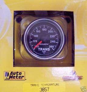 AUTOMETER GS TRANSMISSION TEMPERATURE TEMP GAUGE 3857