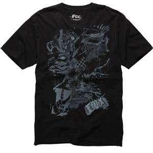Fox Racing Line Up Your Lies T Shirt   Large/Black