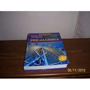 Prentice Hall Mathematics Pre Algebra Illinois Edition