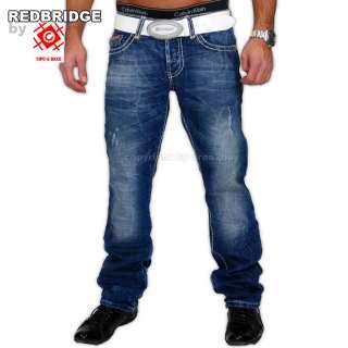 REDBRIDGE / CIPO & BAXX BRANDNEW JEANS HOSE BLUE R92
