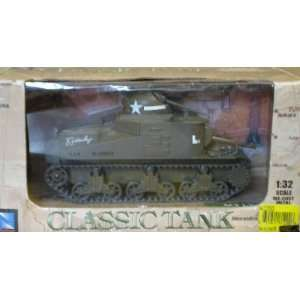 Classic Tank 132 Scale Die Cast Metal / Kentucky