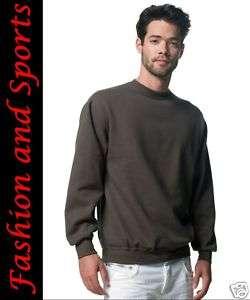 JERZEES Sweatshirt Pullover Sweat Shirt Russell Sweater