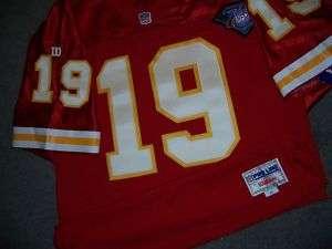 Montana 1994 Kansas City Chiefs Authentic Jersey Sz46