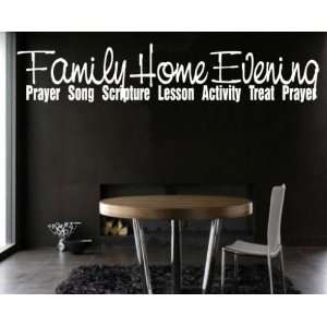 Treat Prayers Child Teen Vinyl Wall Decal Mural Quotes Words Fhe002vii