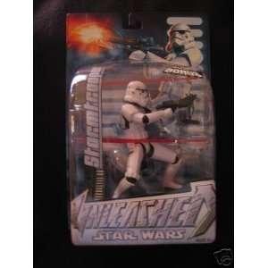 Star Wars Unleashed Stormtrooper Figure Toys & Games