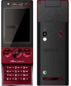 Unlocked Sony Ericsson W705 W705i Mobile Cell Phone GSM 095673852308