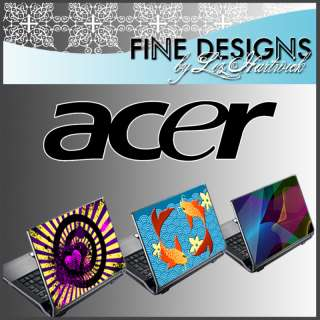 Laptop Notebook Skin Decal   Acer Aspire 6530