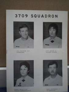 1976 Air Force Basic Training YEARBOOK, Lackland AFB, TX.